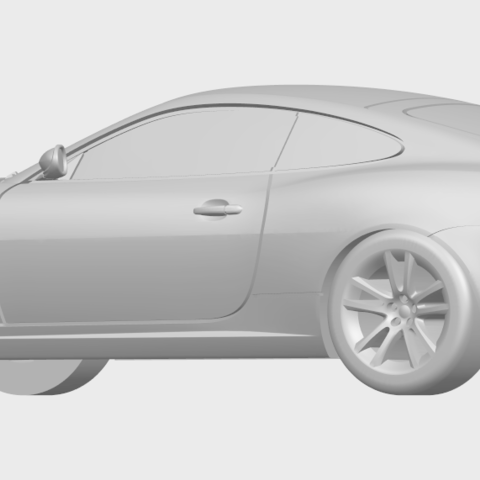 58_TDB003_1-50_ALLA02.png Download free STL file Jaguar X150 Coupe Cabriolet 2005 • 3D printing template, GeorgesNikkei