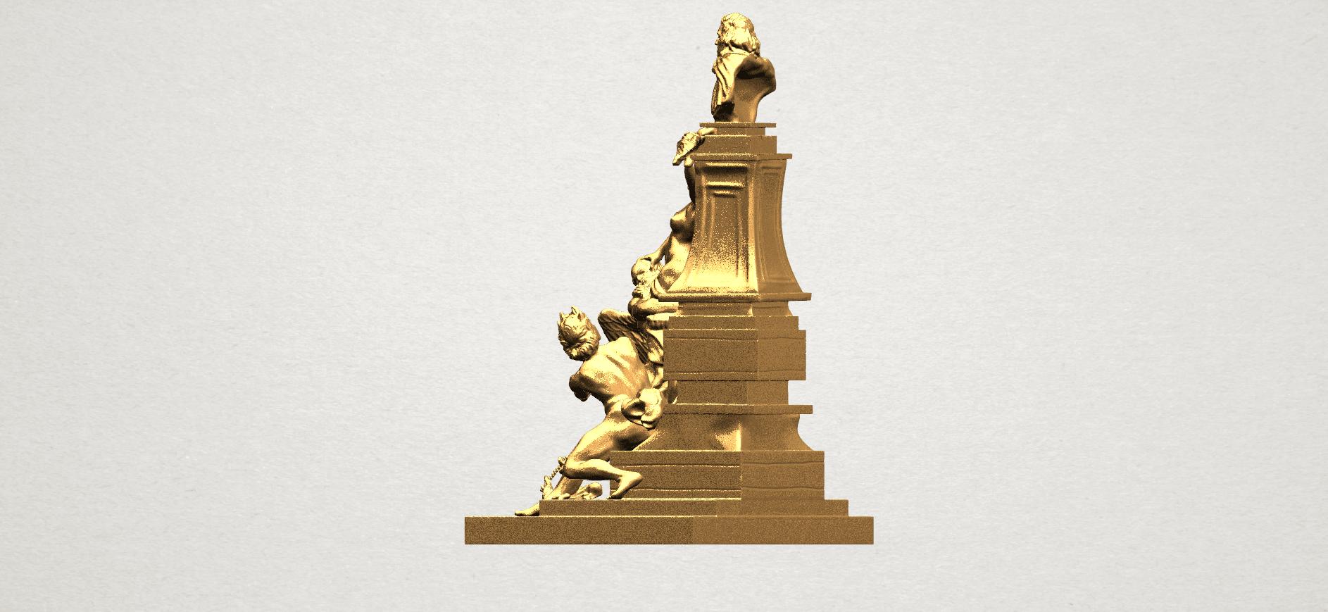 Statue 02 - A04.png Télécharger fichier STL gratuit Statue 02 • Plan pour impression 3D, GeorgesNikkei