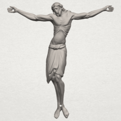 Free 3d print files Jesus 04, GeorgesNikkei