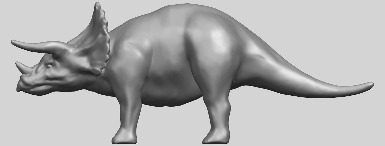 17_TDA0759_Triceratops_01A01.png Télécharger fichier STL gratuit Triceratops 01 • Modèle pour imprimante 3D, GeorgesNikkei
