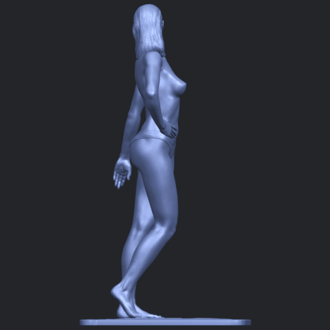 11_TDA0465_Naked_Girl_19_ex800B09.png Download free STL file Naked Girl 19 • 3D printer template, GeorgesNikkei