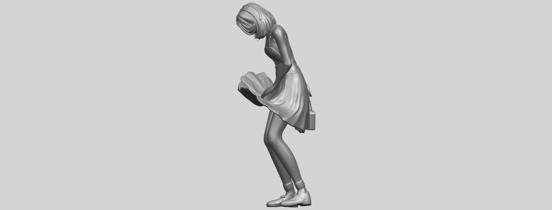 TDA0715_Beautiful_Girl_15A04.png Télécharger fichier STL gratuit Belle Fille 15 ans • Plan pour impression 3D, GeorgesNikkei