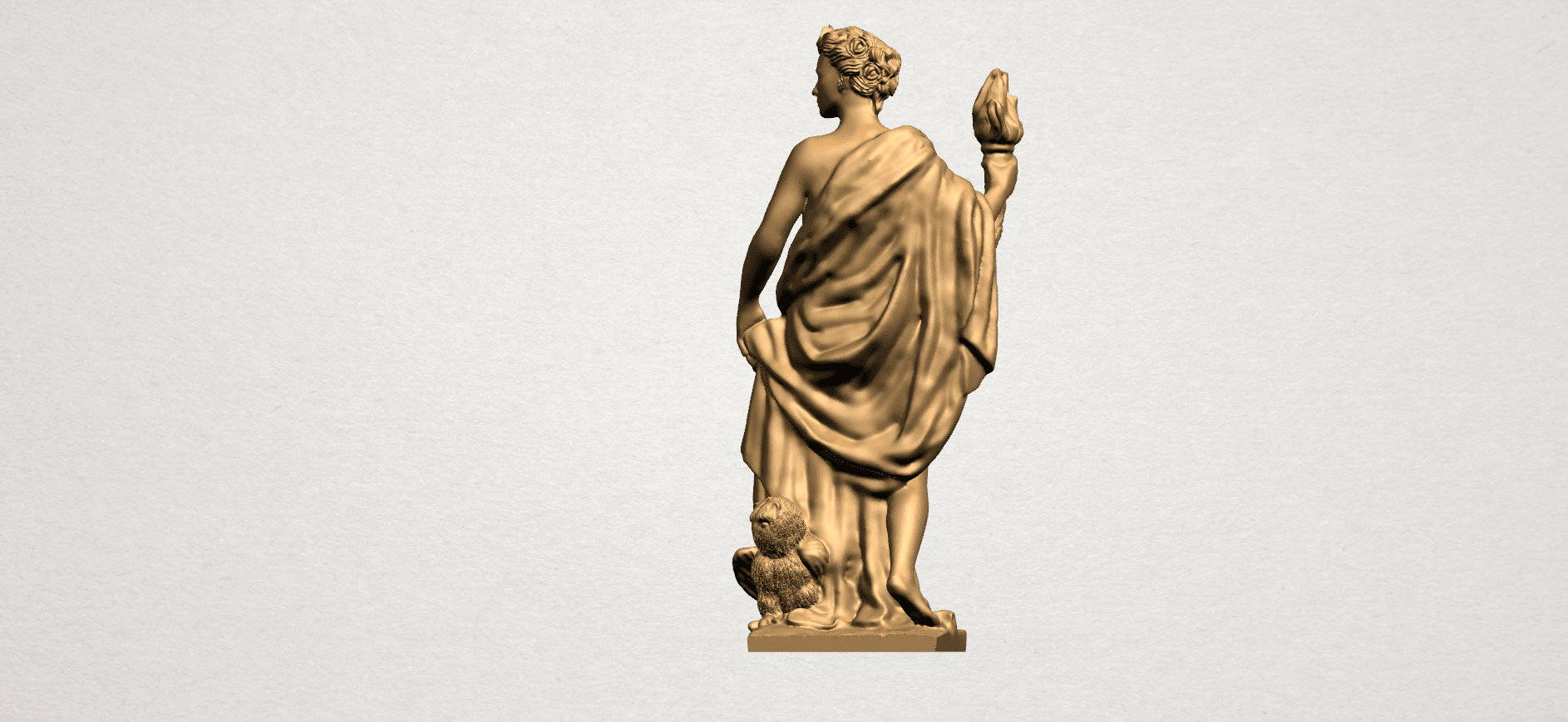 Artemis (i) - A04.png Download free STL file Artemis 01 • Template to 3D print, GeorgesNikkei