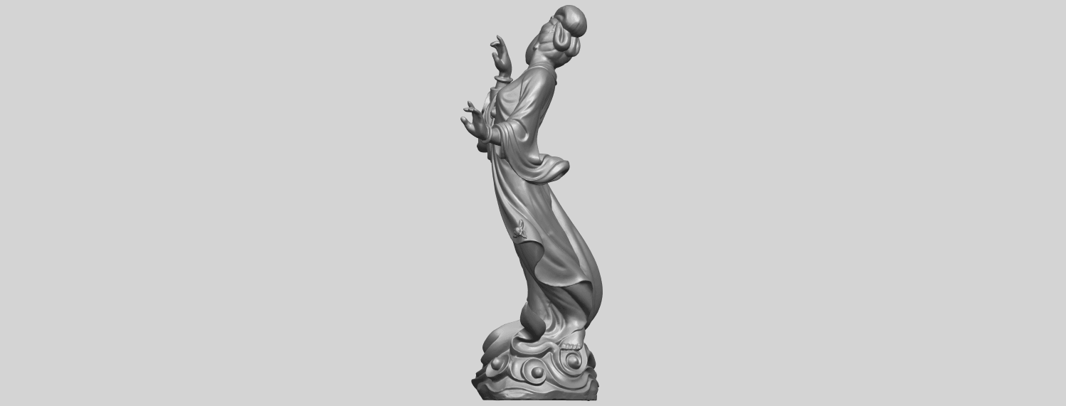 01_TDA0448_Fairy_03A04.png Download free STL file Fairy 03 • 3D printable object, GeorgesNikkei