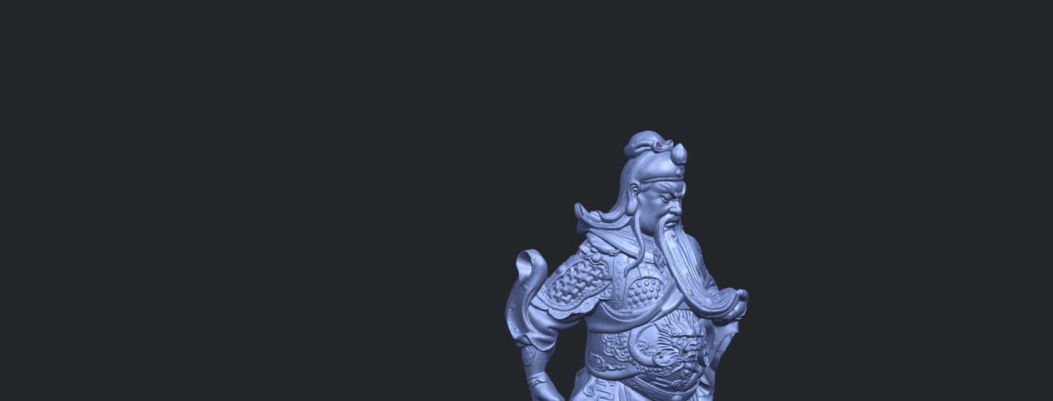 03_TDA0330_Guan_Gong_iiiA10.png Download free STL file Guan Gong 03 • 3D printable template, GeorgesNikkei