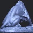 16_Lion_(iii)_with_snake_60mm-B05.png Télécharger fichier STL gratuit Lion 03 - avec serpent • Modèle imprimable en 3D, GeorgesNikkei