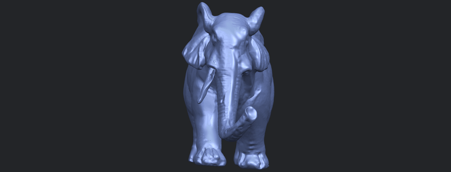 07_Elephant_01_92.6mmB09.png Download free STL file Elephant 01 • 3D printer design, GeorgesNikkei