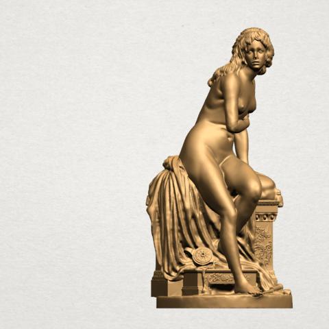 Naked Girl (i) B08.png Download free STL file Naked Girl 01 • 3D printing model, GeorgesNikkei