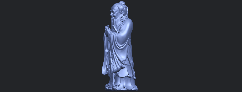 13_TDA0341_ConfuciusB03.png Download free STL file Confucius • 3D printable model, GeorgesNikkei