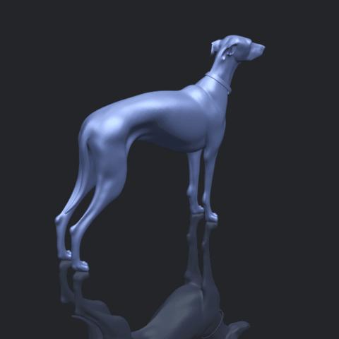 20_TDA0531_Skinny_Dog_03B00-1.png Download free STL file Skinny Dog 03 • 3D printer model, GeorgesNikkei