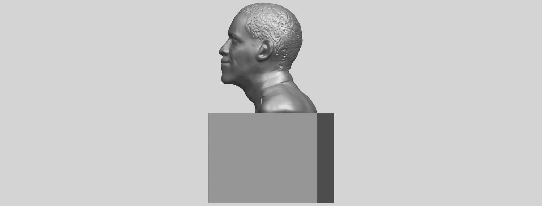 02_TDA0294_ObamaA04.png Download free STL file Obama • 3D print model, GeorgesNikkei