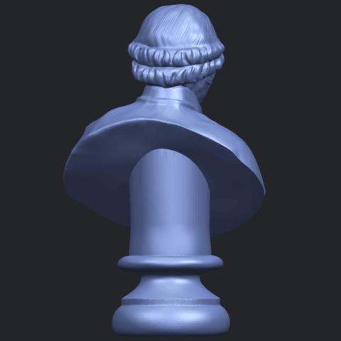 24_TDA0620_Sculpture_of_a_head_of_man_02B07.png Télécharger fichier STL gratuit Sculpture d'une tête d'homme 02 • Design à imprimer en 3D, GeorgesNikkei