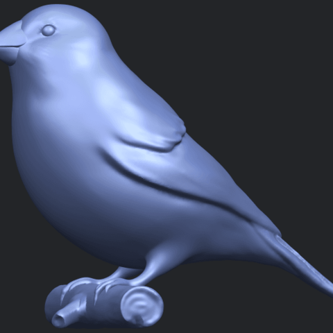 05_TDA0604_SparrowB06.png Download free STL file Sparrow • 3D print template, GeorgesNikkei