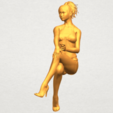 A05.png Download free STL file Naked Girl H05 • 3D printable object, GeorgesNikkei