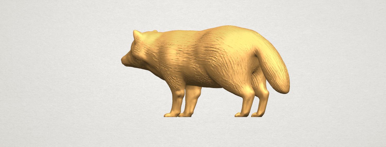 TDA0601 Fox A02.png Download free STL file Fox • 3D printer model, GeorgesNikkei