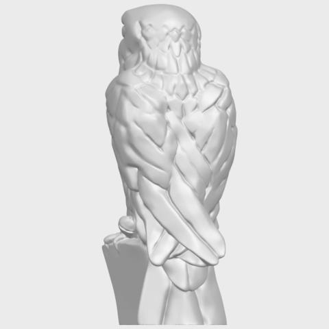 TDA0748_Eagle_05A03.png Télécharger fichier STL gratuit Aigle 05 • Design à imprimer en 3D, GeorgesNikkei