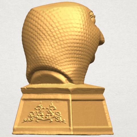 TDA0513 Chinese Horoscope of Snake A06.png Download free STL file Chinese Horoscope of Snake 02 • 3D printer design, GeorgesNikkei