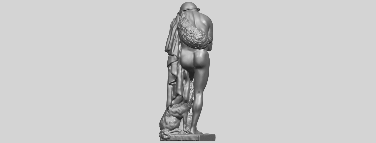 20_TDA0221_Father_and_Son_(iii)_88mmA07.png Download free STL file Father and Son 3 • 3D print model, GeorgesNikkei