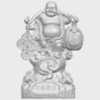 09_TDA0329_Metteyya_Buddha_09A01.png Télécharger fichier STL gratuit Bouddha Metteyya 09 • Modèle imprimable en 3D, GeorgesNikkei