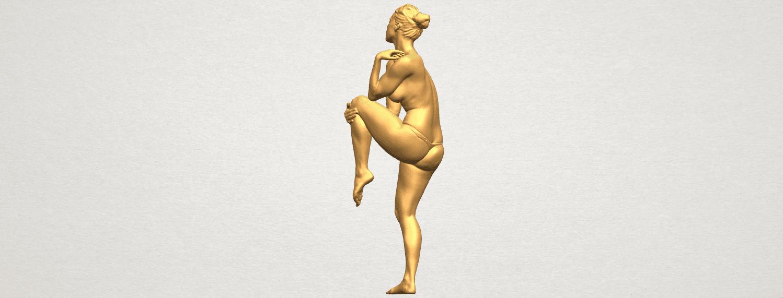 TDA0463 Naked Girl 17 A03.png Download free STL file Naked Girl 17 • Design to 3D print, GeorgesNikkei