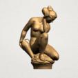 Télécharger modèle 3D gratuit Fille Nue - Avec Pot, GeorgesNikkei