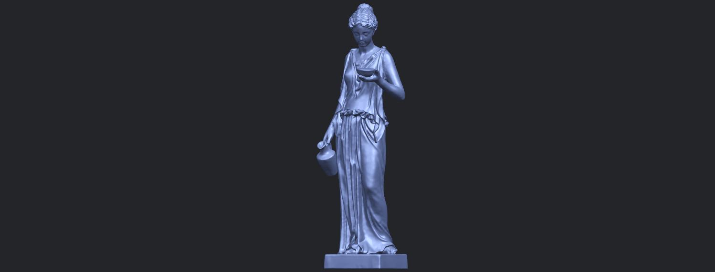 11_TDA0251_Beautiful_Girl_03_STLB02.png Download free STL file Beautiful Girl 03 • 3D print template, GeorgesNikkei