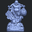 09_TDA0329_Metteyya_Buddha_09B01.png Télécharger fichier STL gratuit Bouddha Metteyya 09 • Modèle imprimable en 3D, GeorgesNikkei