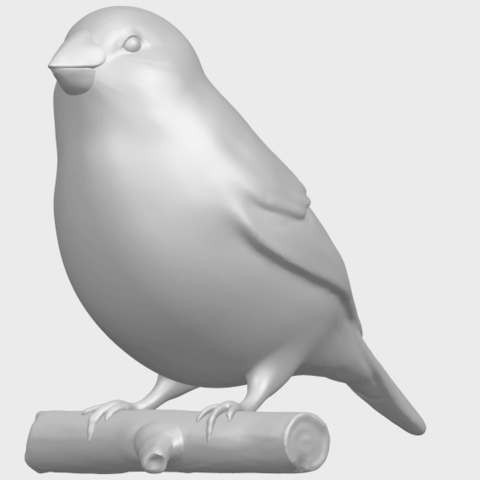 05_TDA0604_SparrowA05.png Download free STL file Sparrow • 3D print template, GeorgesNikkei