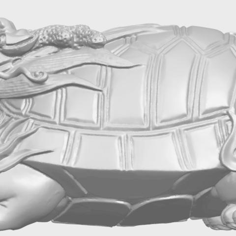 01_TDA0333_Dragon_TortoiseA01.png Download free STL file Dragon  Tortoise • Model to 3D print, GeorgesNikkei