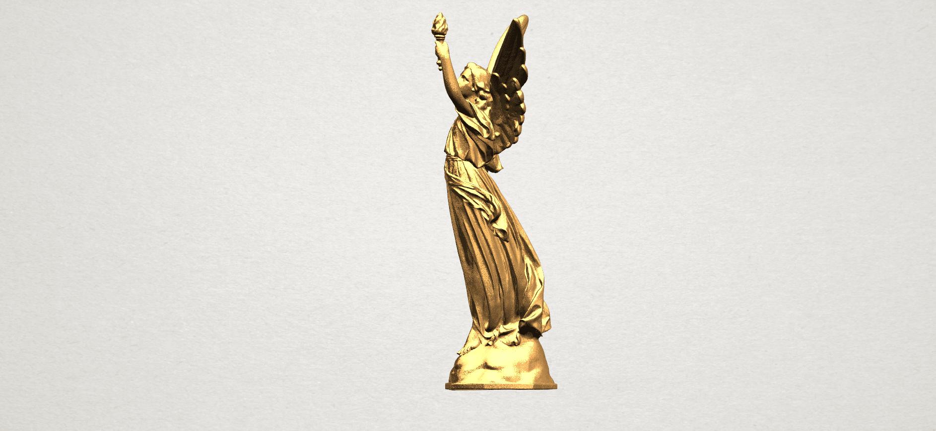 Statue 01 - A03.png Télécharger fichier STL gratuit Statue 01 • Design à imprimer en 3D, GeorgesNikkei