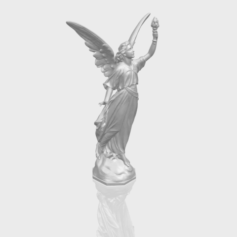 17_TDA0202_Statue_01_-88mmA00-1.png Download free STL file Statue 01 • Object to 3D print, GeorgesNikkei