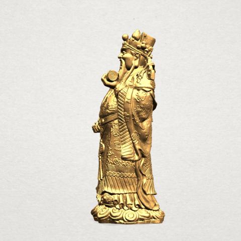 God of Treasure - B03.png Download free STL file God of Treasure • 3D printing model, GeorgesNikkei
