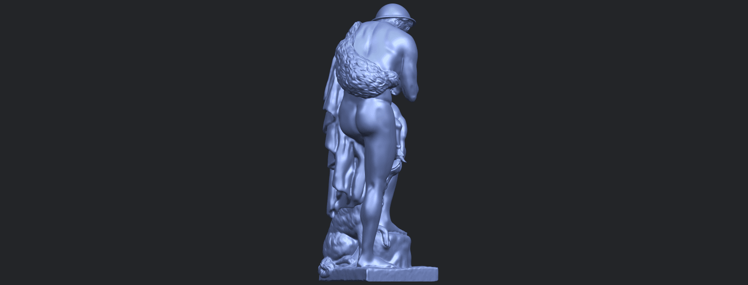 20_TDA0221_Father_and_Son_(iii)_88mmB08.png Download free STL file Father and Son 3 • 3D print model, GeorgesNikkei