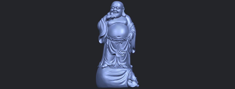 23_TDA0234_Metteyya_Buddha_08B01.png Download free STL file Metteyya Buddha 08 • 3D printing model, GeorgesNikkei