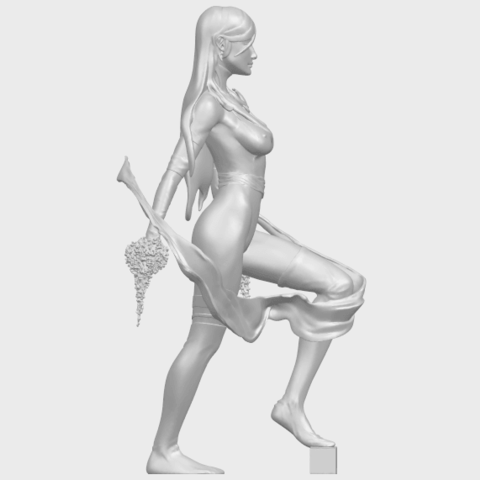 07_TDA0476_Beautiful_Girl_10A09.png Download free STL file Beautiful Girl 10 • 3D printable design, GeorgesNikkei