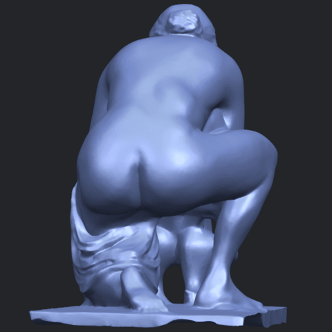 10_Mother-Child_(iv)_90mm_(repaired)B04.png Download free STL file Mother and Child 04 • 3D print template, GeorgesNikkei
