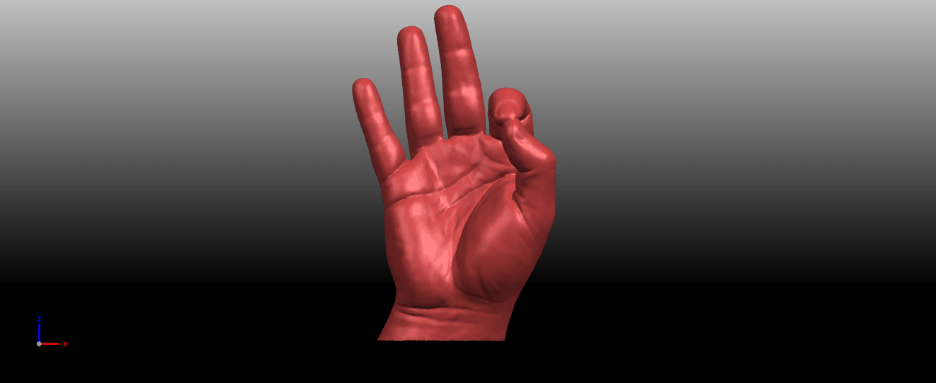 01.png Download free STL file Voronoi Hand • Object to 3D print, GeorgesNikkei