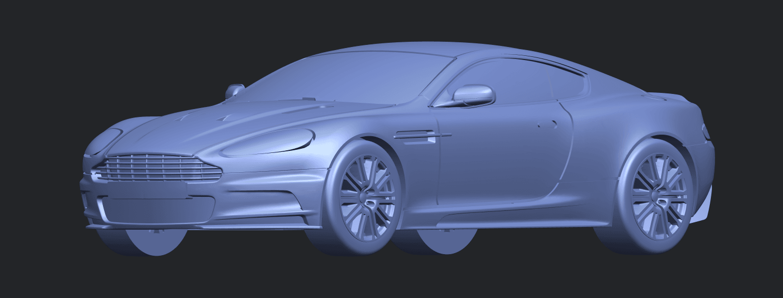 TDB008_1-50 ALLA10.png Download free STL file Aston Martin DBS • 3D printing object, GeorgesNikkei