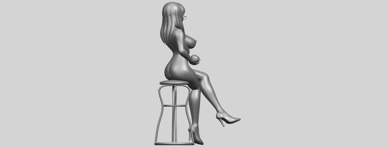 TDA0717_Naked_Girl_30-sittingA08.png Download free STL file Naked Girl 30 - sitting • 3D printable model, GeorgesNikkei