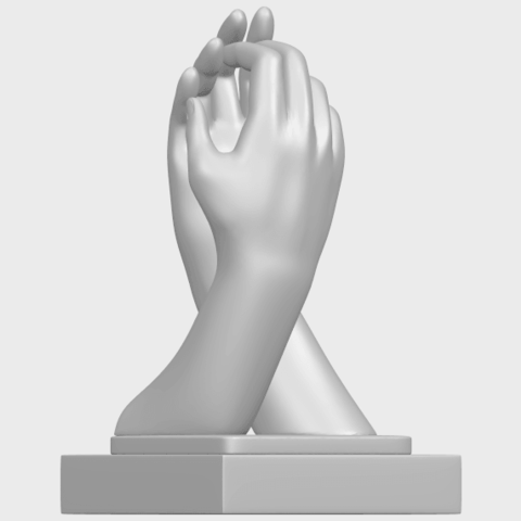 TDA0757_Hands_02A08.png Download free STL file Hands 02 • Model to 3D print, GeorgesNikkei