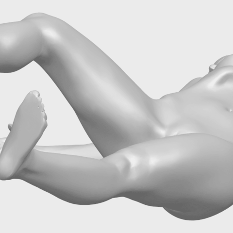 01_TDA0278_Naked_Girl_A05A02.png Download free STL file Naked Girl A05 • 3D printer template, GeorgesNikkei