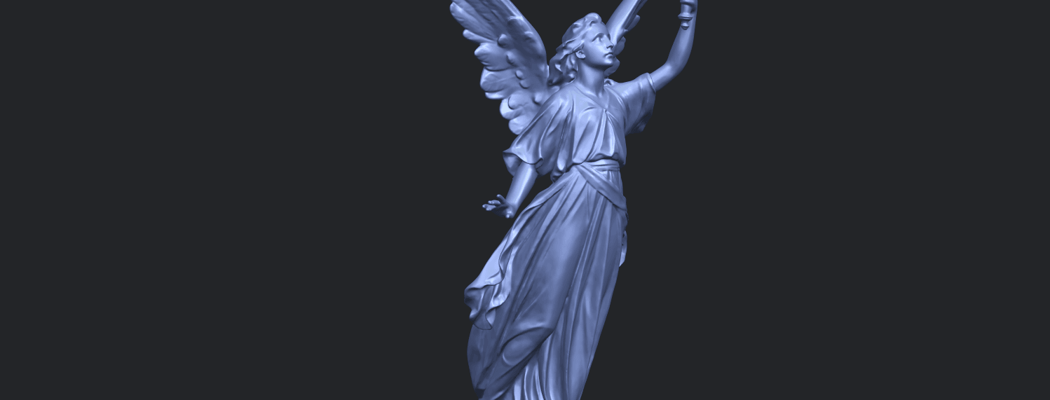 17_TDA0202_Statue_01_-88mmA10.png Download free STL file Statue 01 • Object to 3D print, GeorgesNikkei