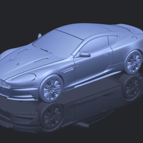 TDB008_1-50 ALLA00-1.png Download free STL file Aston Martin DBS • 3D printing object, GeorgesNikkei