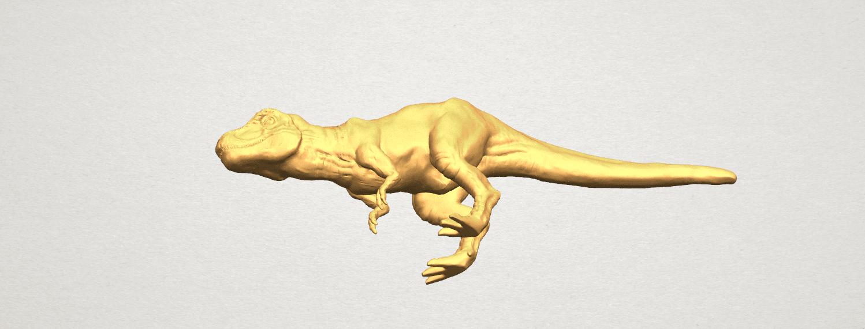 TDA0611 Tyrannosaurus A10.png Download free STL file Tyrannosaurus • 3D printing model, GeorgesNikkei