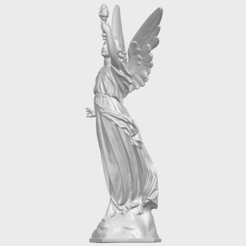 17_TDA0202_Statue_01_-88mmA03.png Télécharger fichier STL gratuit Statue 01 • Design à imprimer en 3D, GeorgesNikkei