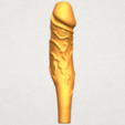 TDA0317 Dick (ii) A07.png Download free STL file Dick 02 • Design to 3D print, GeorgesNikkei