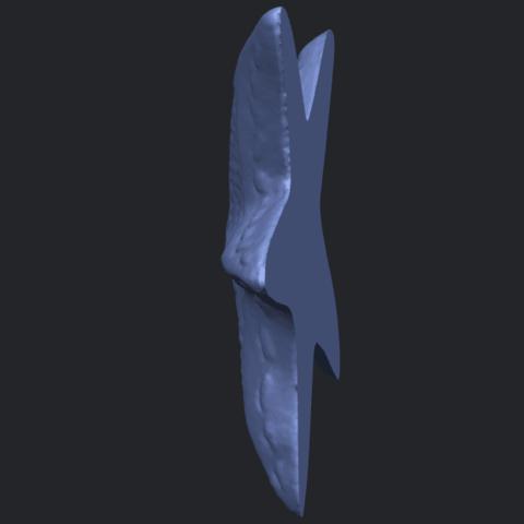14_TDA0607_Starfish_01B04.png Télécharger fichier STL gratuit Étoile de mer 01 • Design à imprimer en 3D, GeorgesNikkei