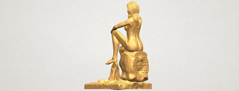 TDA0462 Naked Girl 16 A03.png Download free STL file Naked Girl 16 • 3D printable design, GeorgesNikkei