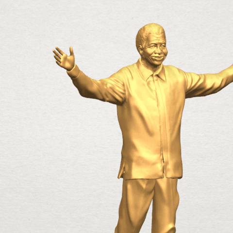 TDA0622 Sculpture of a man 04 A07.png Download free STL file Sculpture of a man 04 • 3D printer model, GeorgesNikkei