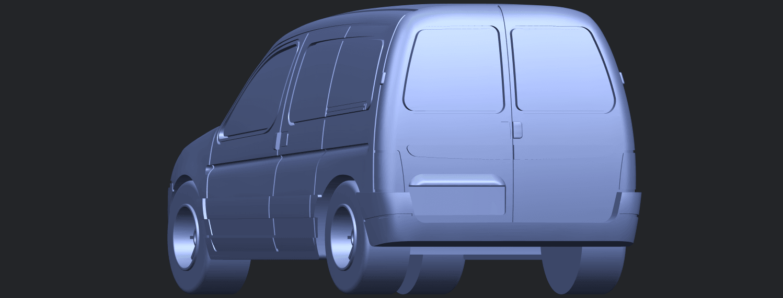 TDB002_1-50A03.png Download free STL file Citroen Berlingo Belgium Post • Design to 3D print, GeorgesNikkei